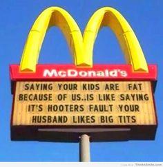 Ronald's Fault