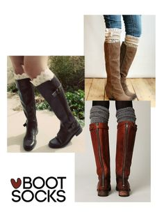 Boot socks rock!
