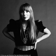 """Joni's Albatross """"Morgellon's Disease - as if fleas, ticks and lice are - constantly biting""""  Hitting the big time: Out of touring the coffeehouse circuit and now in the hot West Coast music scene in the early 1970s, Joni looked more ..."""