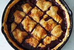 Here's one way to stump even the most ardent dessert fan: Quiz them on what differentiates a crisp from a crumble, a crumble from a cobbler, a cobbler from a buckle, a buckle from a pandowdy. Intracacies aside, they are all delicious—the crumbs are tender and buttery, the biscuits sugared and browned, the oats caramelized and crispy. The fruit flows molten beneath. They are exuberantly messy—and best with a shower of cream or a scoop of vanilla melting over it. Plus: They feed a crowd, are…