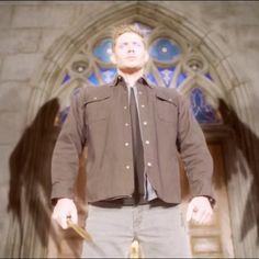 #spoiler 13x23 Let's the Good Times Roll Damn @jensenackles is good . . . . #dean #deanwinchester #Jensen #jensenackles #ackles…