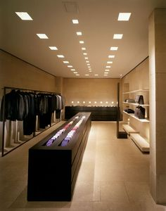 tom ford shop interior, masculine dressing room # ...