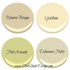 4 benjamin moore colours to paint a north facing room - Benjamin Moore Creme Brulee
