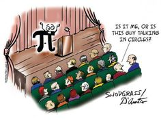 pi jokes | My favorite webcomics from Not So Humble Pi .