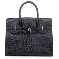 Large leather totes on sale - Aventino Brand | AventinoBrand.com... ❤ liked on Polyvore featuring bags, handbags e tote bags