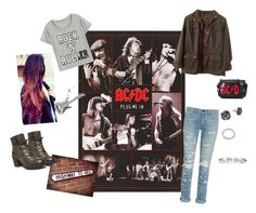"""Highway to hell"" by karentsm ❤ liked on Polyvore"