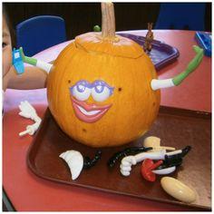 Ms./Mr. Pumpkin Head