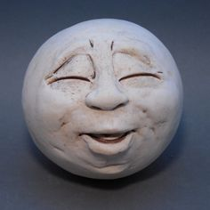 Hey, I found this really awesome Etsy listing at https://www.etsy.com/listing/211739822/man-in-the-moon-garden-head-antique