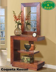 Resultado de imagen para coquetas muebles