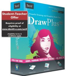 DrawPlus X4 has powerful, yet easy-to-use tools and effects for drawing, artwork, sketching, logos, realistic painting, Flash animation and more. The built-in photo editing capabilities can transform images into works of art in one click, remove backgrounds, and even trace pictures. Currently unavailable.