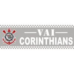 Papel de parede corinthians Border (Time) - Cód. SC 911-03