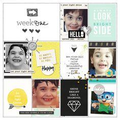 week1 - Scrapbook.com