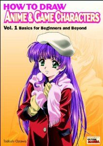 How to Draw Anime & Game Characters, Vol. 1: Basics for Beginners and Beyond by Tadashi Ozawa. $9.99. Publisher: Graphic-Sha (July 5, 2001). Publication: July 5, 2001. Series - How to Draw Manga