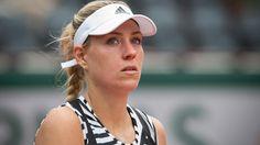 Die Australian-Open-Siegerin scheitert in Paris an Kiki Bertens. Bild © dpa