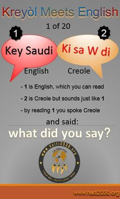How do you say greetings in Creole? - FindAnyAnswer.com