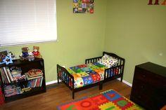 Toddler Boy Room Decor Ideas