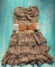 Country Cowgirl Dress   LOVE!! and a must have