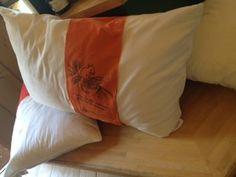Wool - Arolla pillow double face