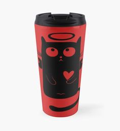 """US Flag"" Travel Mug by nocnoc78 