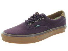 69a7251ca5604e Vans Unisex Era 59 C L Winetasting Classic Gum Skate Shoe 8 Men Us   9.5  Women