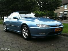 Sneup #Peugeot 406 Coupe 2.0 - #Sneup