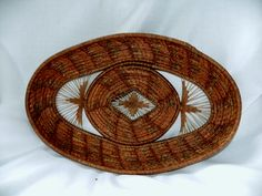 baskets by Ava Sears  14 1/2 in. by 9 1/4 in.$60.00 SOLD