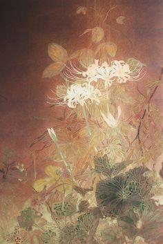 Oriental, Japanese Art Modern, Background Drawing, Muse Art, Art Japonais, Japanese Painting, Japan Art, Large Art, Ink Art