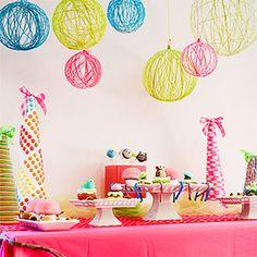Adornos caseros para decorar cumpleaños para niños - Fiestas y Cumples - Charhadas.com