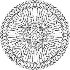 Creative Haven Magical Mandalas Coloring Book By The Illustrator Of Mystical Mandala Dover Publications