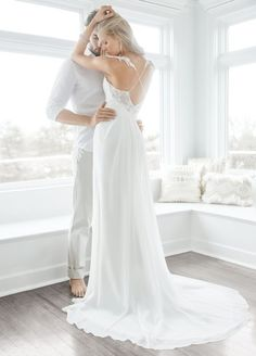 Bridal Gowns and Wedding Dresses by JLM Couture - Style 7606