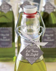 Hanukkah Olive Oil Gifts #chanukkah #labels #bottles #holiday