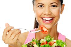 It's not just want you put on the surface of your skin, but what you eat that effects the quality of your skin.