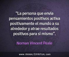 El pensamiento positivo