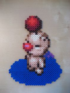 Moogle perler