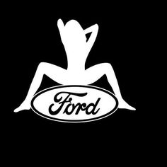 Window Decals, Vinyl Decals, Happy Monday Quotes, Ford Girl, Ammo Cans, Truck Decals, Marken Logo, Volkswagen Polo, Ford Classic Cars