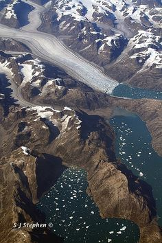 Greenland Glaciers 03 | by Stephen J Stephen