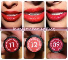 Beautiful cheap lipsticks for fall. Rimmel Kate Moss!