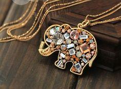 modelo XL025 Collar, Aleación de zinc,largo 51cm-80cm, Dama, color el de la foto, precio x pieza $105