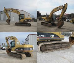 Get affordable deal on Used 2004 #Caterpillar #Excavator with free price quotes by Haydon Equipment Sales dealers, only for $ 85000 in Frankfort, KY, USA at HiFiMachinery.Com