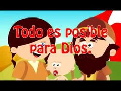 Todo es posible para Dios - Musical - YouTube Abraham Y Sara, Musical, Youtube, Mario, Fictional Characters, Christian Kids, Nursery Rhymes, Dios, Beauty