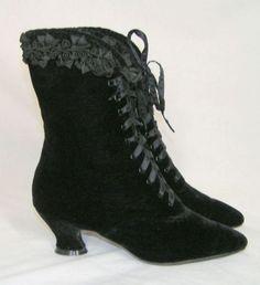 Beautiful Victorian shoes
