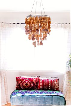 Charity Design Project // Faith and the beautiful (inside & out) Justina Blakeney Bohemian Interior, Bohemian Decor, Butterfly House, Blue Butterfly, Junk Gypsies Decor, Urban Rustic, Dental Office Design, Deco Boheme, Interior Design