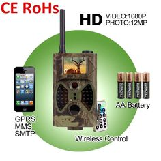 77.42$  Watch here - http://alisqn.worldwells.pw/go.php?t=32703493194 - Night Vision MMS Trail Camera SMS Control Hunting Camera GPRS For Farm Obeservation 77.42$