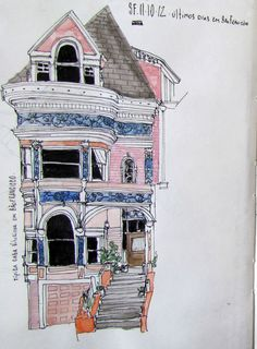 Urban Sketchers: Days in San Francisco