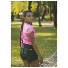 a @cachosdacris é uma negra maravilhosa que tem um canal no youtube muito incrível!   sigam ela e acompanhem as dicas dela, super vale a pena 💜