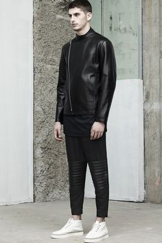 Paris Fashion Week (Menswear): Alexander Wang - Spring 2014