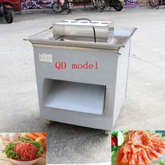 1338.00$  Buy now - http://alizb8.worldwells.pw/go.php?t=32683817456 - QD vertical type meat cutting machine 1500KG/HR/ shredded kelp cutter/ meat cutter , meat slicer