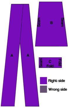 maxi infinity dress diagram