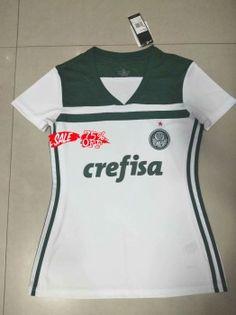 2018-19 Cheap Women Jersey Palmeiras Away Replica White Shirt 2018-19 Cheap  Women Jersey Palmeiras Away Replica White Shirt  14d8eacb8