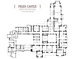 Peleș castle, Romania: less dracula, more charm ⋆ Victor's Travels Castle Floor Plan, House Floor Plans, Peles Castle, Castles To Visit, Castle House, Tour Guide, Interior And Exterior, Architecture Design, Tours